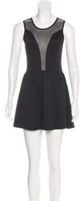 For Love & Lemons Fit & Flare Mini Dress