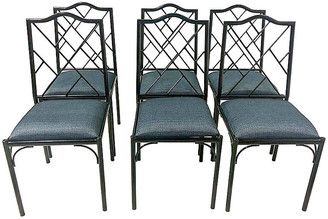 One Kings Lane Vintage Chippendale Style Dining Chairs,Set of 6 - Von Meyer Ltd.