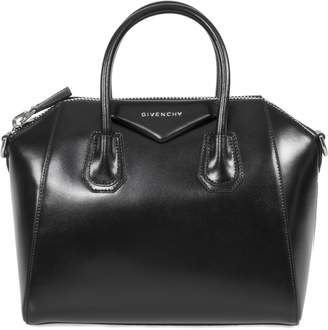 Givenchy Women's Antigona Sugar Goatskin Leather Satchel Bag