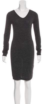 Alexander Wang Tonal Knee-Length Dress