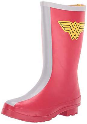 Western Chief Girls Youth Classic Tall Wonder Woman Rain Boot