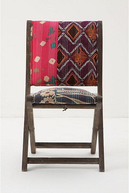 Terai Folding Chair, Diamonds