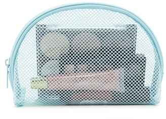 FOREVER 21+ Mesh Makeup Pouch
