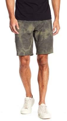 O'Neill Locked Tie-Dye Hybrid Board Shorts