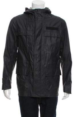 Rag & Bone Waxed Anorak Jacket