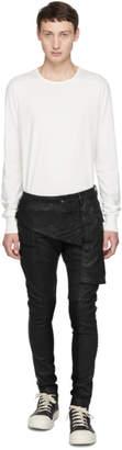 Rick Owens Black Memphis Cut Jeans