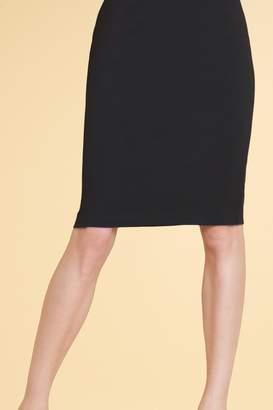 Clara Sunwoo Black Knee Skirt