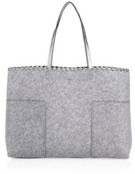 Tory Burch Tory Burch Block-T Felt Tote