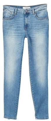 MANGO Push-up Uptwon jeans