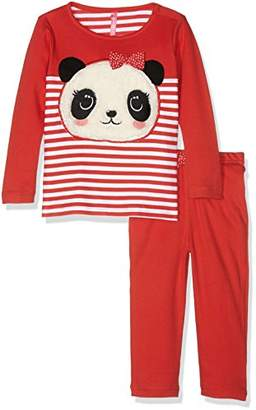Lina Pink Girls BF.Bamboo.PLK.MZ Pyjama Sets