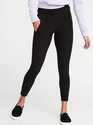 Old Navy High-Rise 7/8-Length Street Leggings for Women