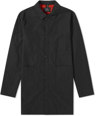 Paul Smith Nylon Cotton Work Jacket