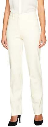 Isaac Mizrahi Live! Petite 24/7 Straight Leg Pants