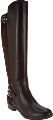 Marc Fisher Medium Calf Tall Shaft Leather Boots - Damsel