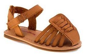 Rugged Bear Toddler Girls' Huarache Sandals $28.99 thestylecure.com