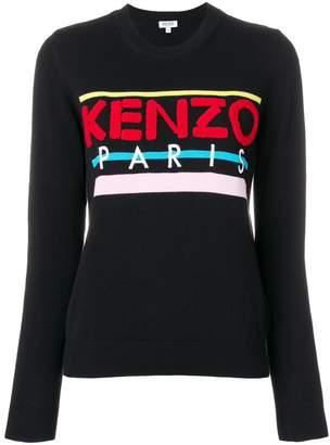 Kenzo Paris knit sweater