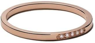 VANRYCKE 18kt rose gold and diamond mini Medellin ring