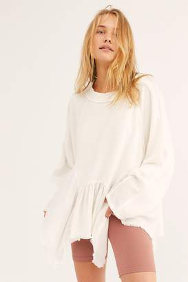 Gold Duster Pullover