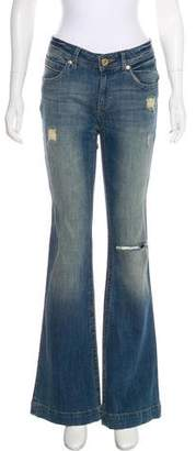 DL1961 Mid-Rise Flared Jeans w/ Tags