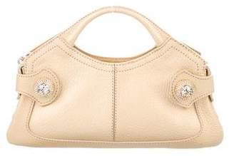 Tod's Crystal Embellished Mini Bag