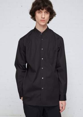 Comme des Garcons Plain Poplin Shirt