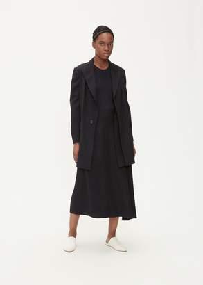 Yohji Yamamoto Pocket Flare Skirt