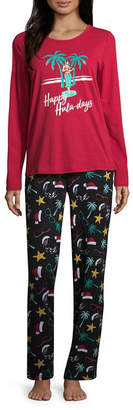 Co North Pole Trading Knit Pajama Pants