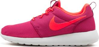 Nike Womens Roshe One Deep Garnet/Bright Crimson