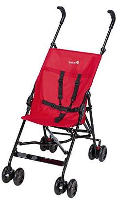 Safety 1st Peps Lightweight Buggy, Plain Red