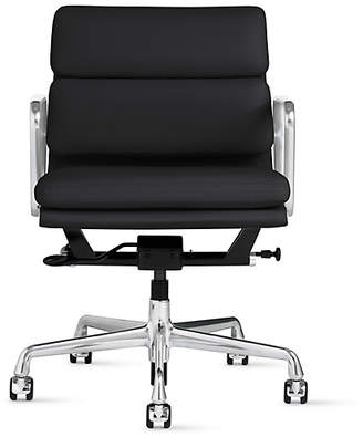 Design Within Reach Eames Soft Pad Management Chair with Pneumatic Lift