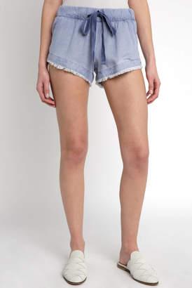 Cloth & Stone Easy Fray Hem Short