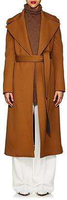 Derek Lam Women's Belted Wool Gabardine Trench Coat