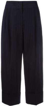 Antonio Marras pinstripe cropped trousers