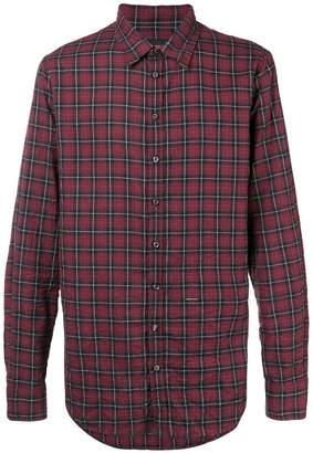 DSQUARED2 checkered shirt