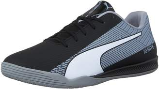 Puma Men's EVOspeed Star S Ignite Running Shoe, Black White/Pink Glo