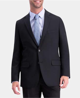 Haggar Men Active Series Herringbone Classic-Fit Suit Separate Jacket