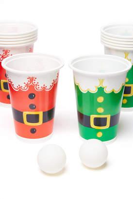 Packed Party Santa Pong Party Set