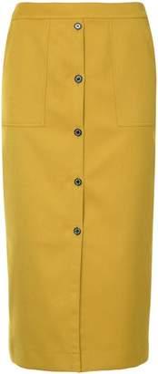GUILD PRIME button front skirt