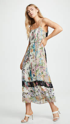 Zimmermann Ninety Six Pleated Slip Dress