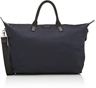 Barneys New York Men's Medium Weekender Bag - Navy