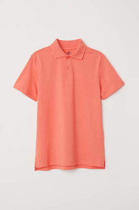 H&M Polo Shirt - Orange - Kids