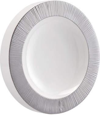 ZUO Plato Large Wall Decor Silver & White