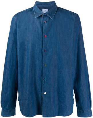 Paul Smith long sleeve denim shirt