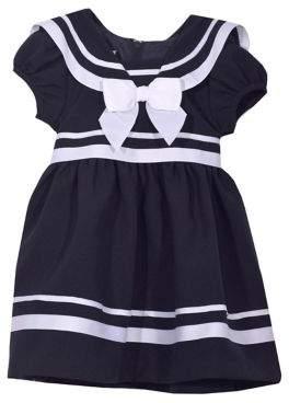 Iris & Ivy Baby Girl's Nautical Dress