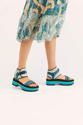 Teva X Anna Sui Indio Jewell Sandal
