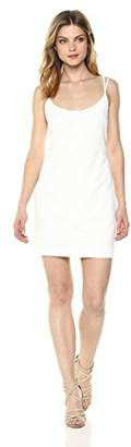 French Connection Women's Whisper Light Sleeveless Strappy Stretch Mini Dress,4