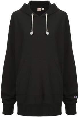 Champion oversized hoodie