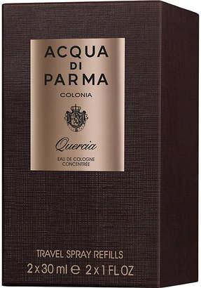 Acqua di Parma Colonia quercia travel spray refill 2x30ml