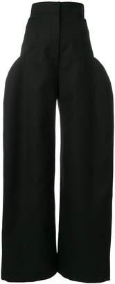 Jacquemus wide leg trousers
