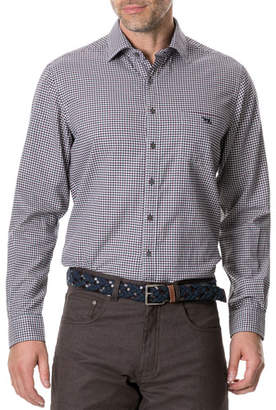 Rodd & Gunn Men's Everton Terrace Check Sport Shirt